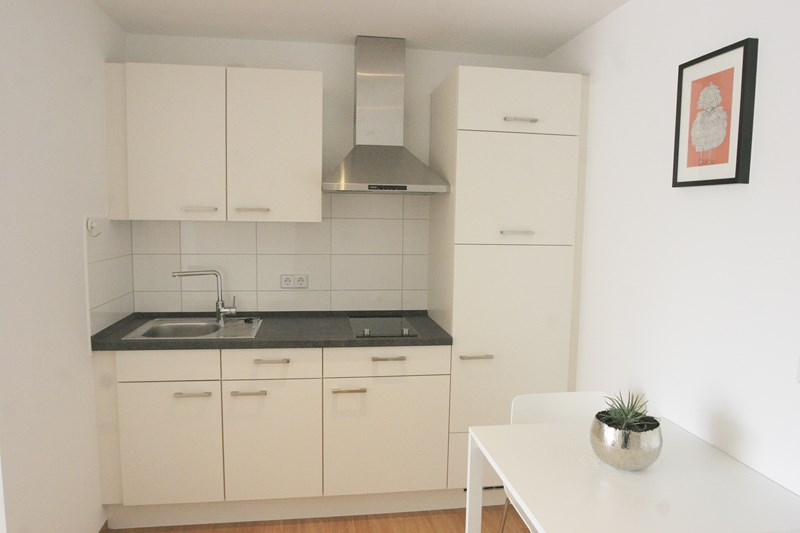 Maisonette Apartment Küche